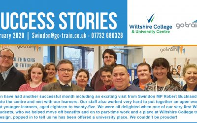 SWINDON NEWSLETTER FEBRUARY 2020